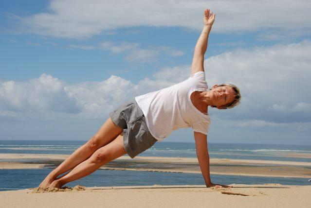 Yoga on the Côte d'Azur