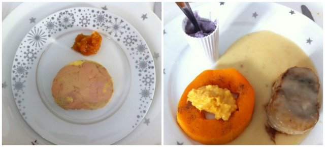 réveillon foie gras