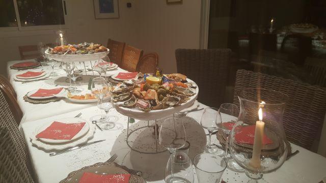 réveillon seafood